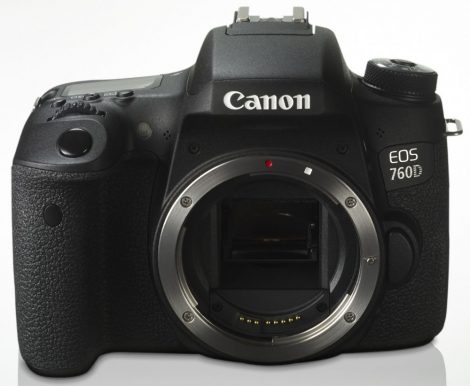 Canon EOS 760D váz - 3 év garanciával**
