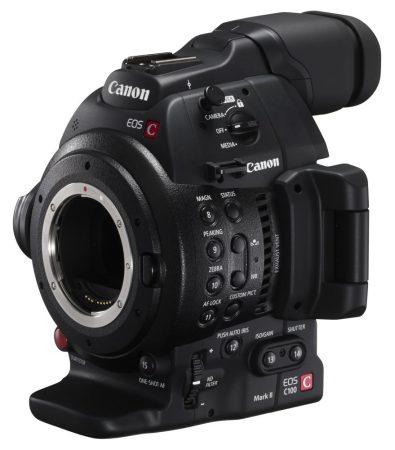 Canon EOS C100 mark II váz + ajándék*