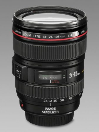 Canon EF 24-105mm / 4 L IS USM