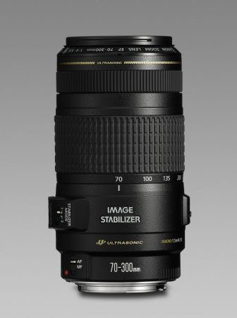 Canon EF 70-300mm / 4.0-5.6 IS USM