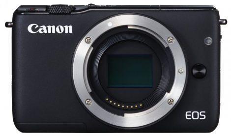 Canon EOS M10 váz, fekete színű