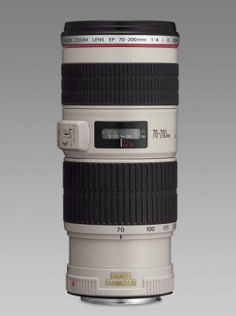 Canon EF 70-200mm / 4 L IS USM - 3 év garanciával