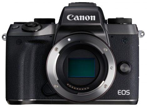 Canon EOS M5 váz - 3 év garanciával**