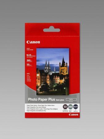 Canon Photo Paper Plus Semi-gloss SG-201 (10x15)