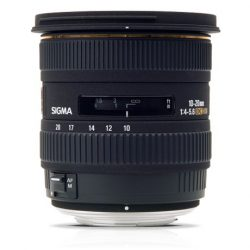 Sigma 10-20mm / 4-5.6 EX DC HSM (for Canon)