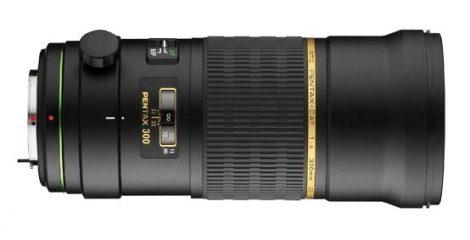 Pentax SMC DA* 300mm / 4 ED (IF) SDM