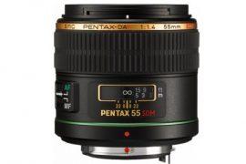 Pentax SMC DA Star 55mm / 1.4 SDM