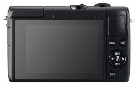 Canon EOS M100 váz - fekete színű