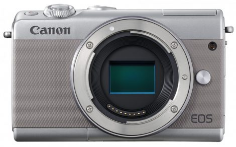 Canon EOS M100 váz - szürke színű