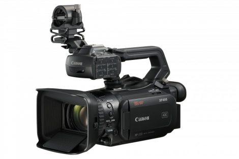 Canon XF405 (4K) professzionális videokamera