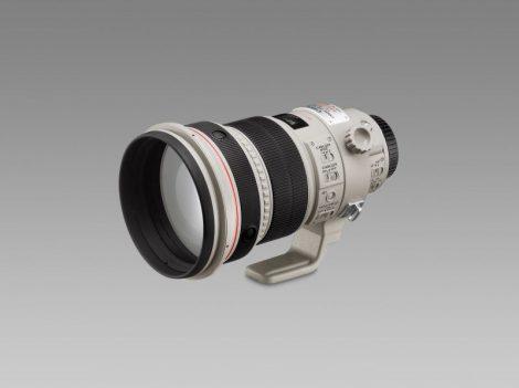 Canon EF 200mm / 2.0 L IS USM - 3 év garanciával**