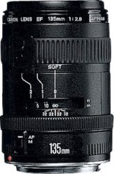 Canon EF 135mm / 2.8 (Softfocus)