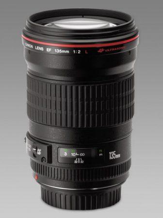 Canon EF 135mm / 2.0 L USM - 3 év garancia**