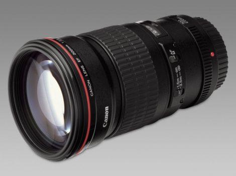 Canon EF 200mm / 2.8 L USM mark II - 3 év garancia**