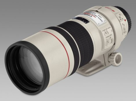 Canon EF 300mm / 4 L IS USM