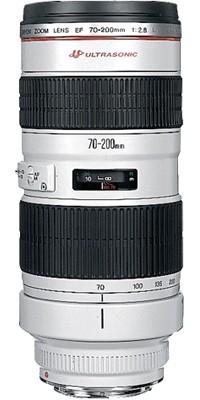 Canon EF 70-200mm / 2.8 L USM - 3 év garanciával**