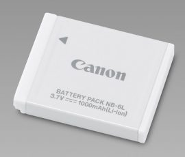 Canon NB-6L akkumulátor
