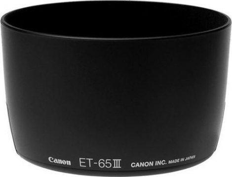 Canon ET-65III napellenző (for 6x Lens)