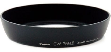 Canon EW-75BII napellenző