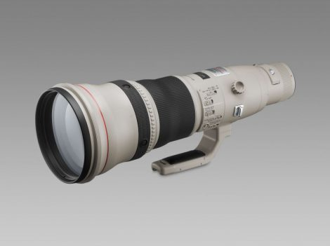 Canon EF 800mm / 5.6 L IS USM - 3 év garanciával**