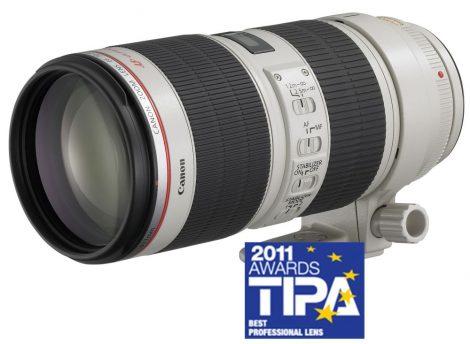 Canon EF 70-200mm / 2.8 L IS USM mark II - 3 év garanciával**