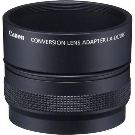 Canon LA-DC58K Lens Adapter