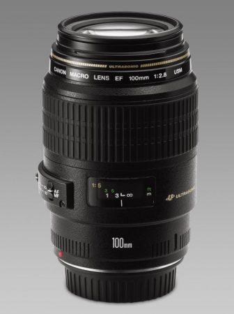 Canon EF 100mm / 2.8 USM Macro