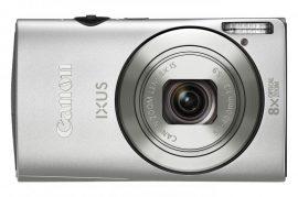 Canon Ixus 230HS (6 színben) (ezüst)