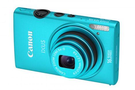 Canon Ixus 125HS (5 színben) (kék)