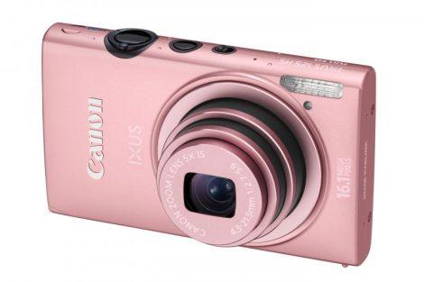 Canon Ixus 125HS (5 színben) (rózsaszín)