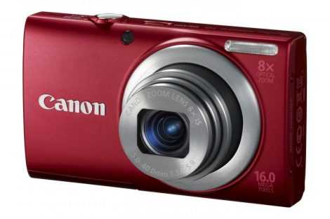Canon PowerShot A4000is (4 színben) (piros)