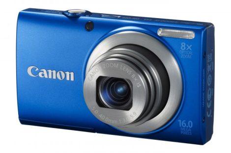 Canon PowerShot A4000is (4 színben) (kék)