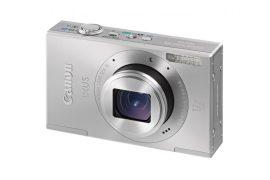 Canon Ixus 500HS (3 színben) (ezüst)