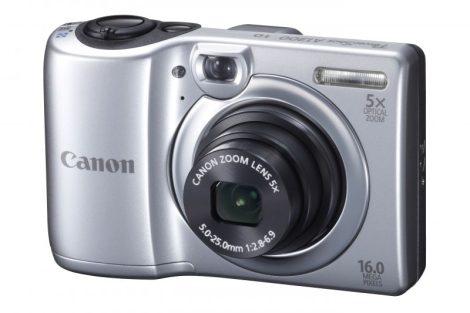 Canon PowerShot A1300 (2 színben) (ezüst)