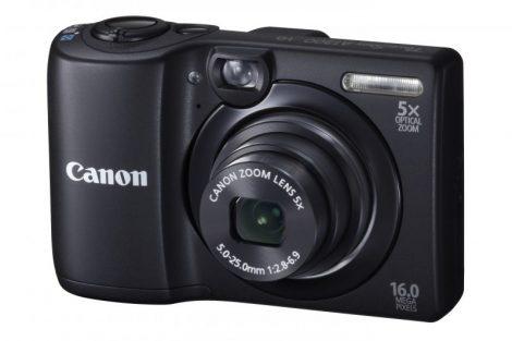 Canon PowerShot A1300 (2 színben) (fekete)