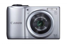 Canon PowerShot A810 (3 színben) (ezüst)