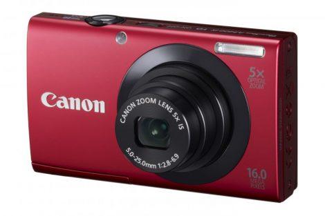 Canon PowerShot A3400is (4 színben) (piros)