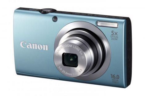 Canon PowerShot A2400is (4 színben) (kék)
