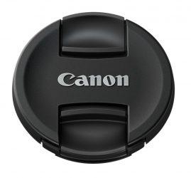 Canon E-67II objektív sapka