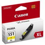 Canon CLI-551XL (Y) tintapatron