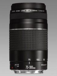 Canon EF 75-300mm / 4.0-5.6 mark III
