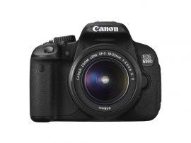 Canon EOS 650D + EF-S 18-55mm / 3.5-5.6 IS II
