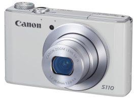 Canon PowerShot S110 (WiFi) (3 színben) (fehér)