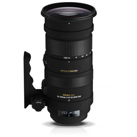 Sigma 50-500mm / 4.5-6.3 APO DG OS HSM