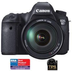 Canon EOS 6D váz + EF 24-105mm / 4.0 L IS USM