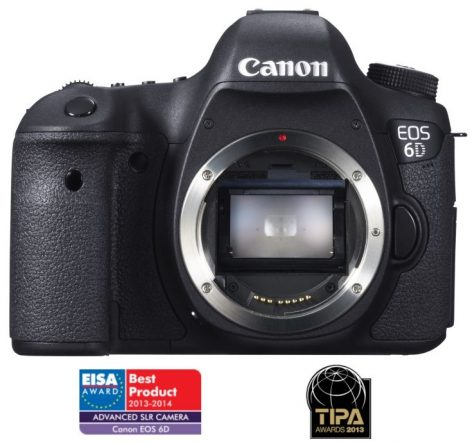 Canon EOS 6D váz