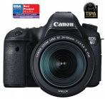 Canon EOS 6D váz (3 év garanciával**) + EF 24-105/3.5-5.6 IS STM + ajándék*