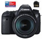 Canon EOS 6D váz (3 év garanciával**) + EF 24-105/3.5-5.6 IS STM