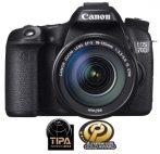 Canon EOS 70D + EF-S 18-135mm / 3.5-5.6 IS STM (3 év Garancia*)