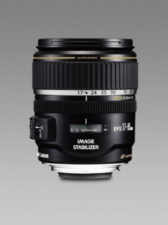 Canon EF-S 17-85mm / 4.0-5.6 IS USM
